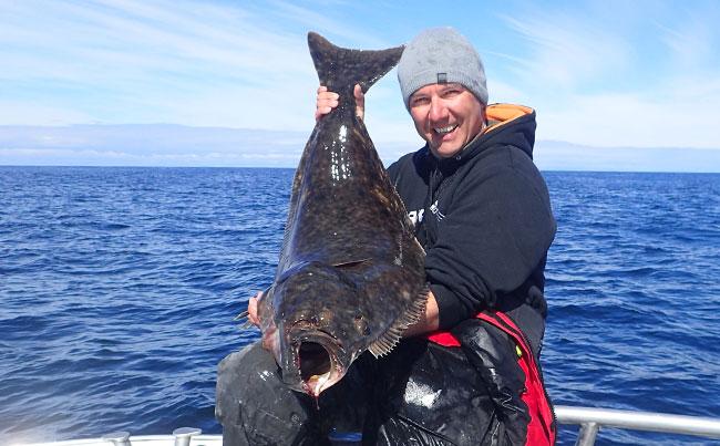 Head guide Pauls Fishing Report Norway