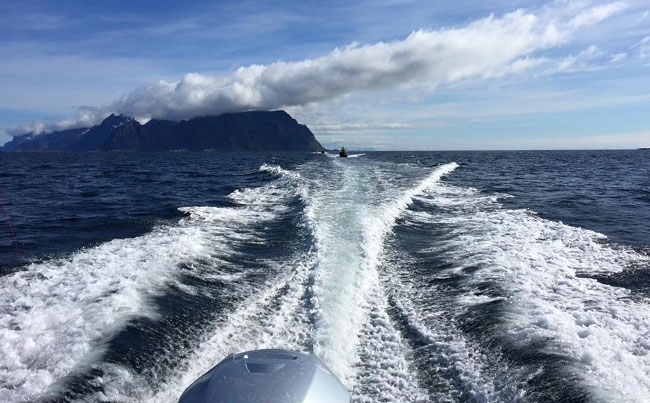 The best boats in Norway Fishing Report Norway