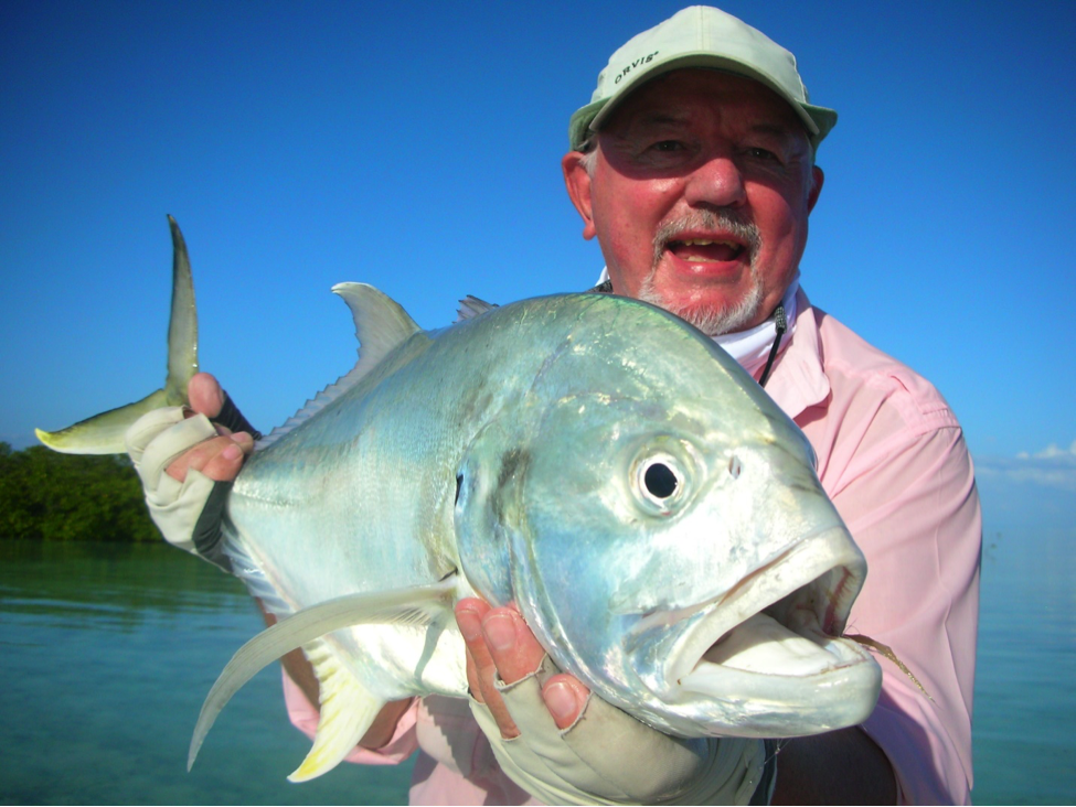 New hosted trip saltwater fly fishing Cuba