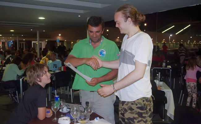 Azores fishing report of the anglers collection awards