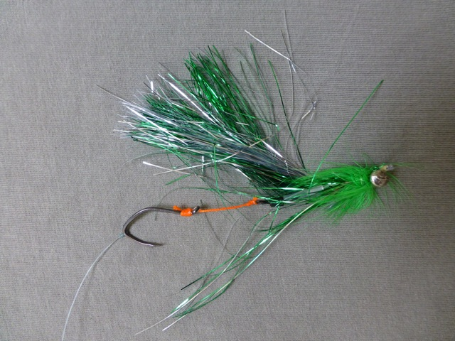 A big Pacific Salmon Fly