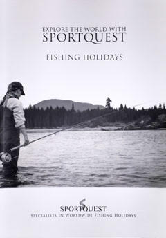 Request your Free fly fishing brochure