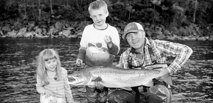 family fishing holidays with sportquest holidays