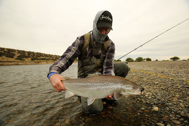 Las Buitreras Week 2 Fishing Report