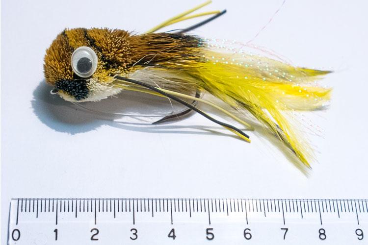 Fly Patterns for Golden Dorado Fishing