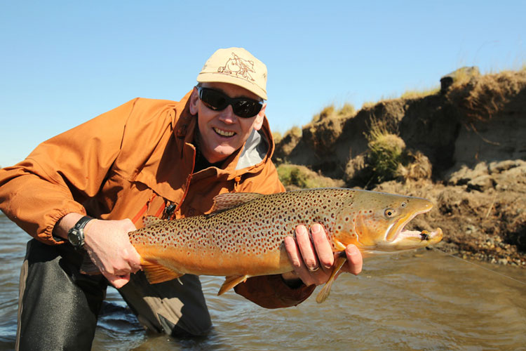 Las Buitreras Fishing Report Week 3