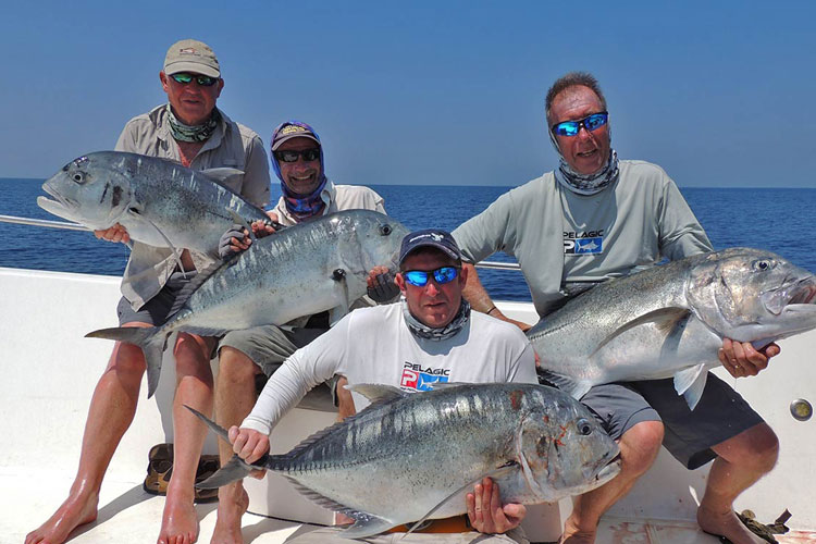 Another Amazing GT Popper Trip Andaman Islands