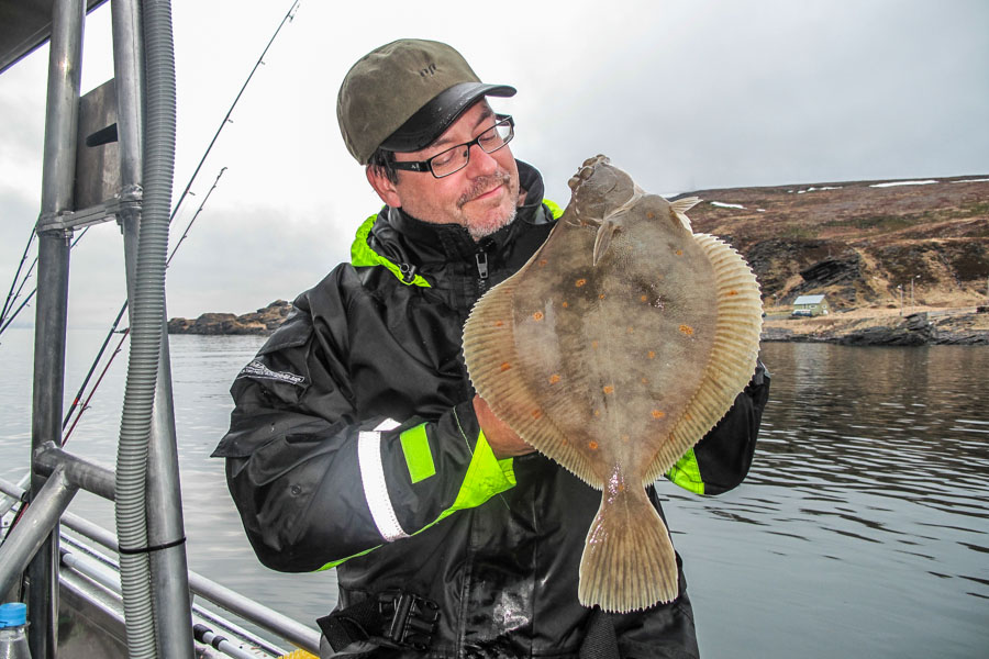 Hosted Halibut & Plaice Fishing