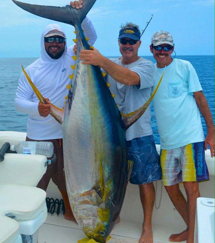 Palmas De Cortez Mexico June Fishing Report