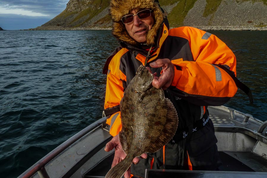 Halibut & Plaice Fishing