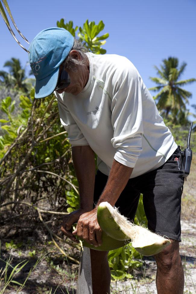 Moana Kofi Christmas Island