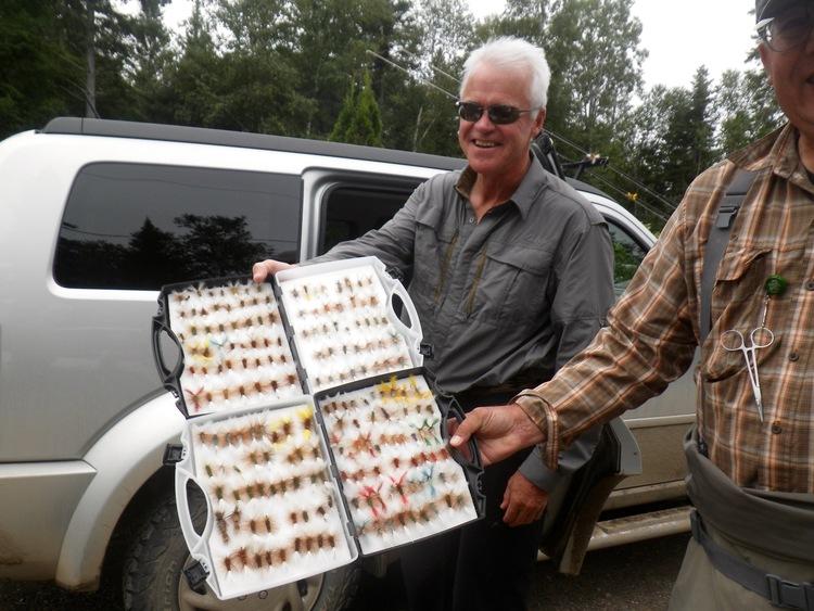 Bonaventure & Salmon Lodge Report 15th – 21st Aug