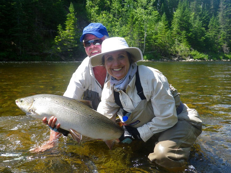 Salmon Lodge & Camp Bonaventure Report