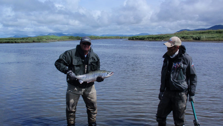 Hosted Bristol Bay Lodge Fishing Report