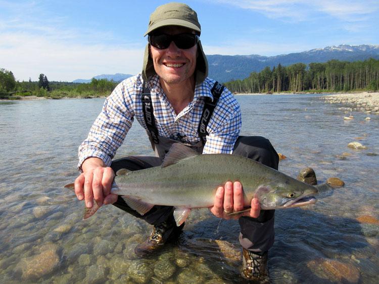 Kalum River Lodge Fishing Report 29th July