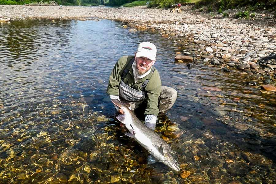 Atlantic salmon fishing canada salmon lodge sportquest for Atlantic salmon fishing
