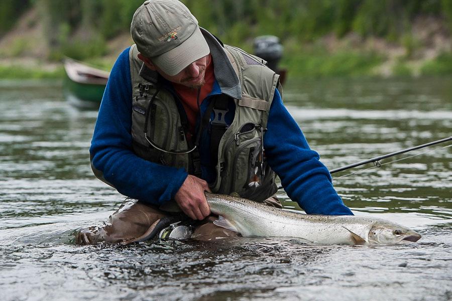 Salmon Lodge Cascapedia Canada