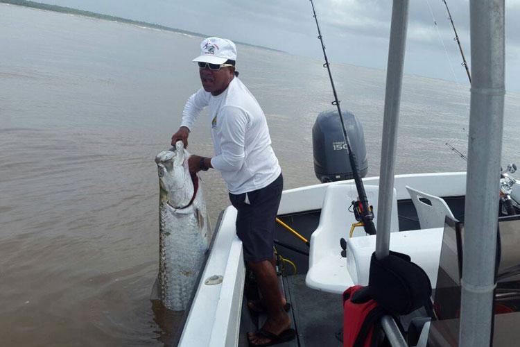 Silver King Lodge Costa Rica Tarpon Report