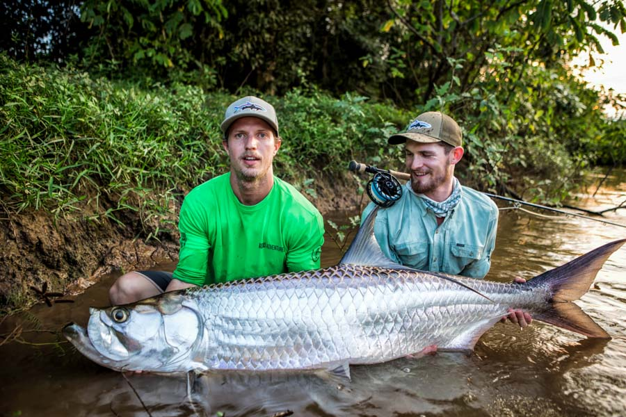 Big game fly fishing in costa rica sportquest holidays for Costa rica fishing season