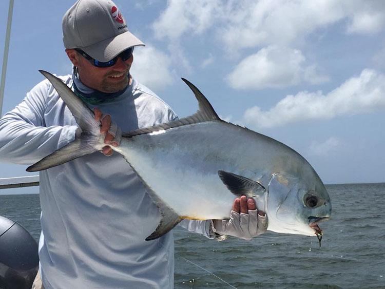 Turneffe Flats Fishing Report