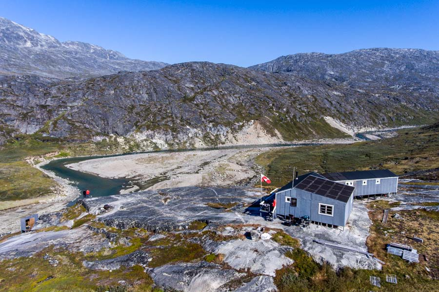 Fly Fishing Greenland