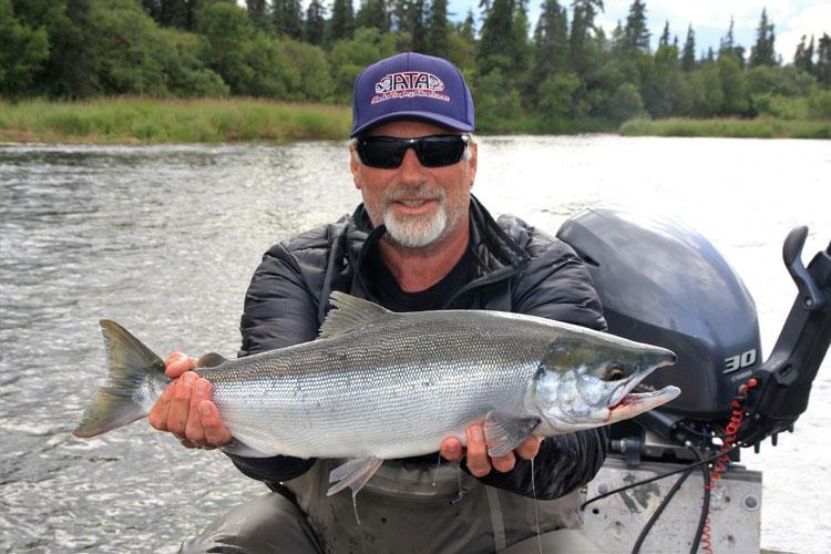 Brand New Fly Fishing Alaska