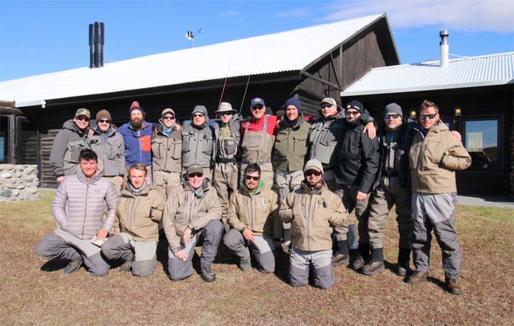 Fishing Report Kau Tapen Lodge – Week 1 2017
