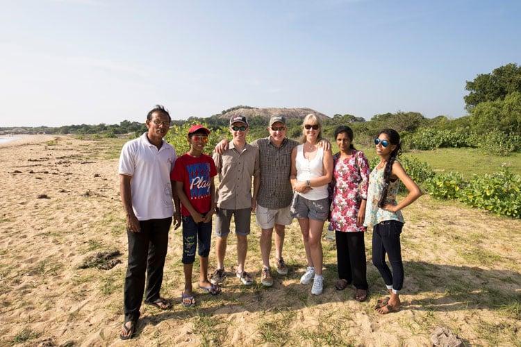Sam Edmonds Tailor Made Sri Lanka Holiday
