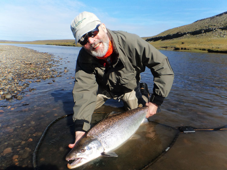Hosted Sea Trout Fishing 2017