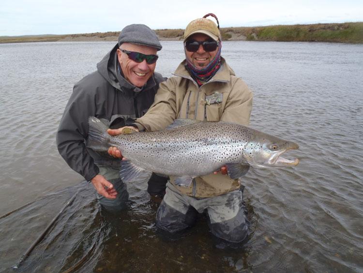 Fishing Report Kau Tapen Lodge