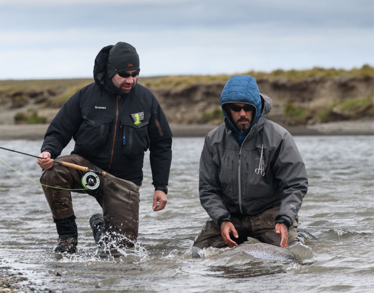 Fishing Report Villa Maria Lodge – Week 3 2017