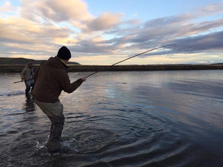 Fishing Report Villa Maria Lodge – Week 6 2017