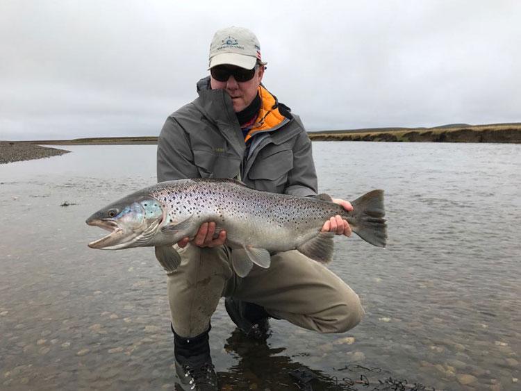 Fishing Report Kau Tapen Lodge – Week 9 2017
