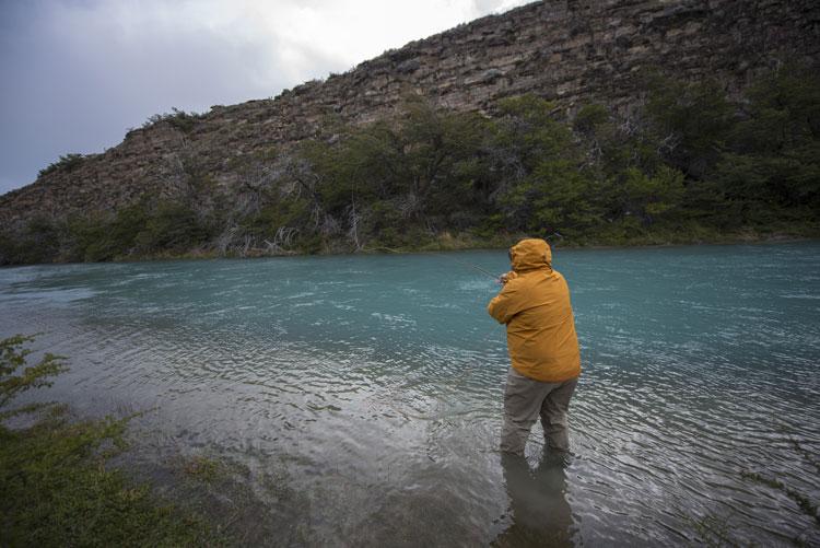 Glacier King Salmon Report Week Three