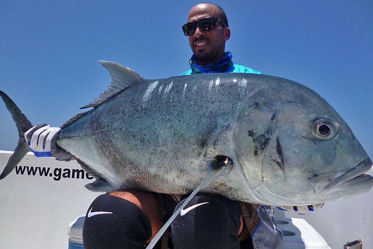 Andaman Single Angler Week Success