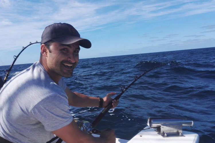 Yellowfin Tuna Fishing Cape Town South Africa