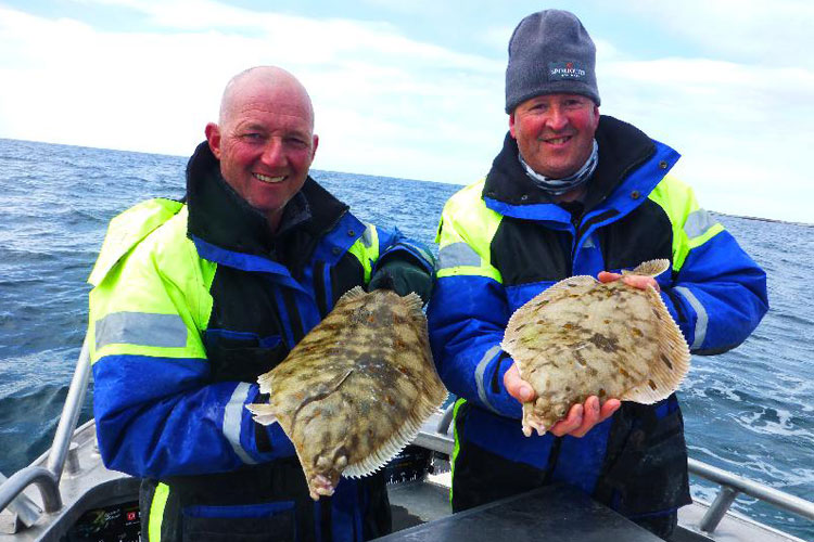 Want Some Of The Best Halibut & Plaice Fishing in Norway