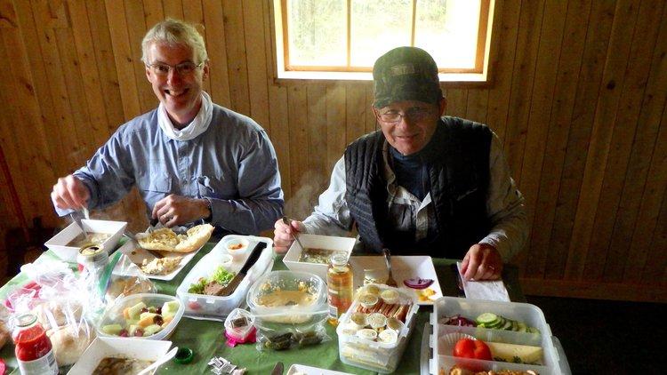 Camp Bonaventure Fishing & River Report - June 1 to 4