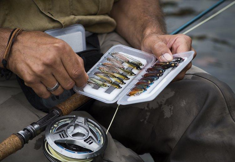 Salmon Lodge Fishing & River Report