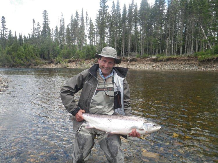 Camp Bonaventure Fishing & River Report June