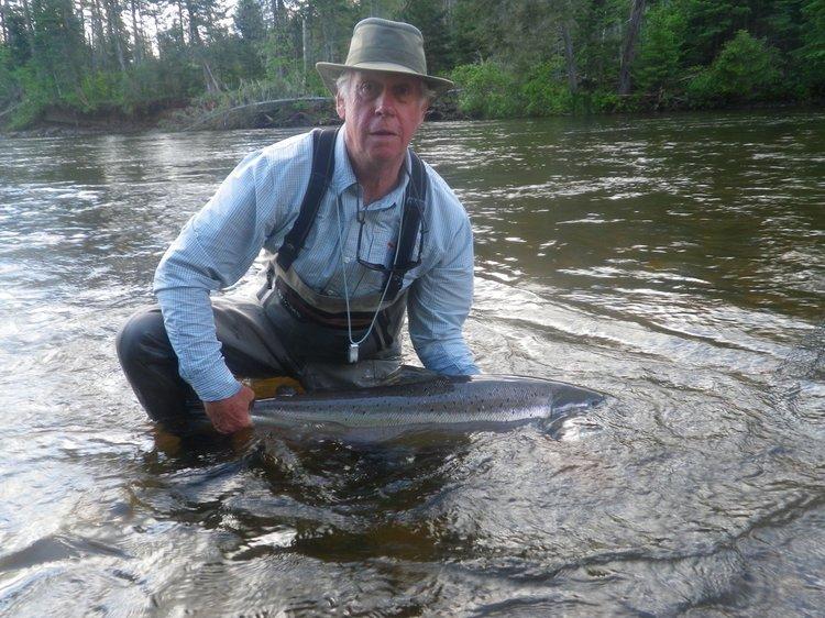 Salmon Lodge Fishing & River Report June