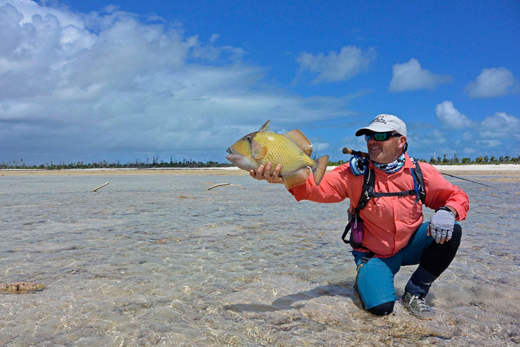 Farquhar Fishing Report 21 - 28 April 2017