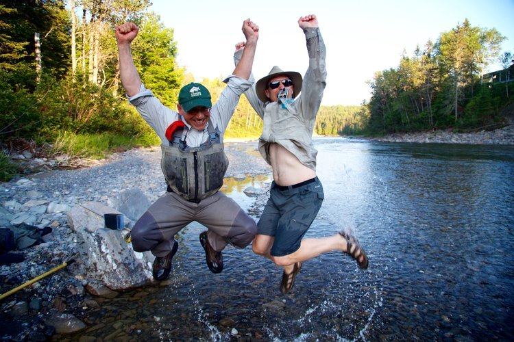 Camp Bonaventure Fishing & River Report July 17th to 23rd