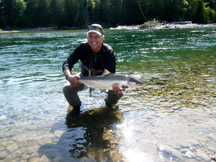 Salmon Lodge Fishing & River Report July 17th to 23rd | Sportquest