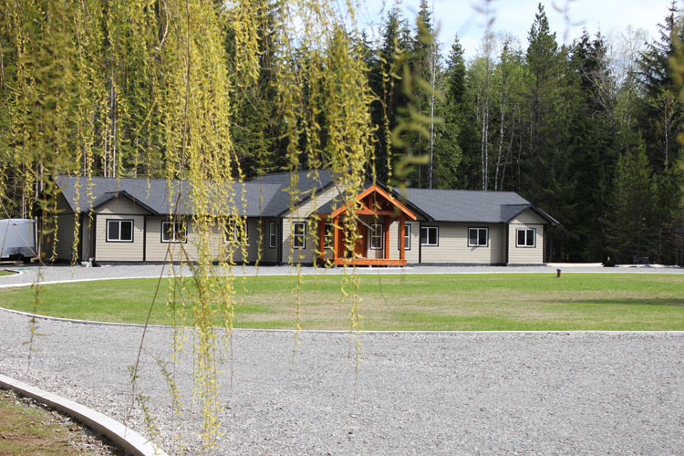 Season In Full Swing Kalum River Lodge Canada
