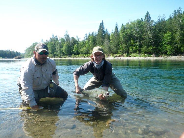 Camp Bonaventure Fishing & River Report June July