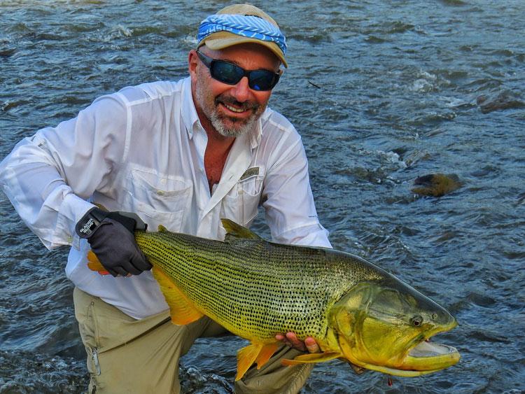 Tsimane Week 5 Fishing Report