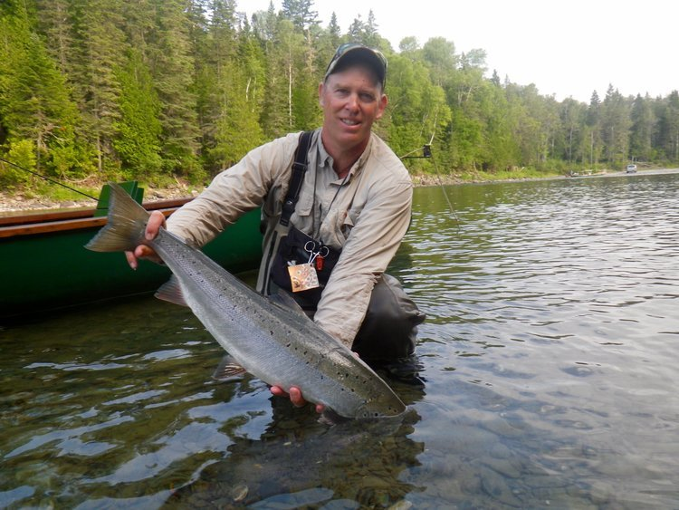 Camp Bonaventure Fishing & River July 24th to 30th