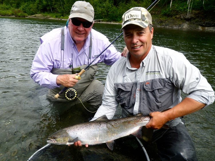 Camp Bonaventure Fishing & River Report July 31st to August 6th