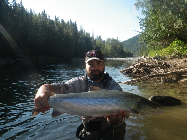 Salmon Lodge Fishing & River Report July 31st to August 6th